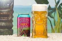 Anderson Valley Tropical Hazy Sour Ale With Passion Fruit, Guava & Coriander 6pk 12oz Cans