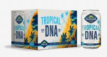 Green Flash Tropical DNA Hazy IPA 6pk 12oz Cans