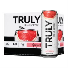 Truly Grapefruit 6pk 12oz Cans