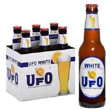 Harpoon UFO White Wheat Beer 6pk 12oz Bottles