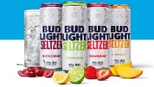 Bud Light Seltzer Black Cherry 25oz Can