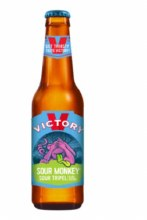 Victory Sour Monkey Sour Tripel 12oz Bottle