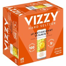 Vizzy Pineapple Mango Hard Seltzer 6pk 12oz Cans