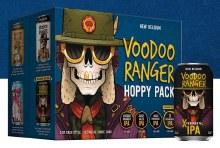 New Belgium Voodoo Ranger Hoppy Variety 12pk 12oz Cans
