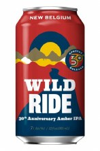 New Belgium Wild Ride 30th Anniversary Amber IPA 6pk 12oz Cans