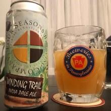 Four Seasons Winding Trail IPA 4pk 16oz  Cans