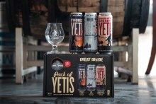 Great Divide Pack of Yetis Variety 3pk 19.2oz Cans