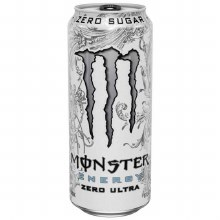 Monster Energy Zero Ultra 16oz Can