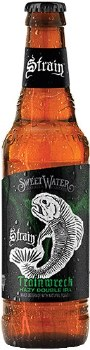 Sweetwater Strain Trainwreck Hazy Double IPA 12oz Bottle