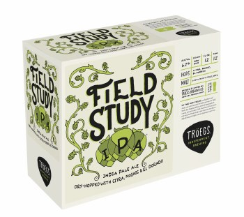 Troegs Field Study IPA 12pk 12oz Cans