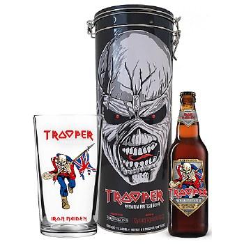 Iron Maiden TROOPER Premium British Beer 500ML Bottle