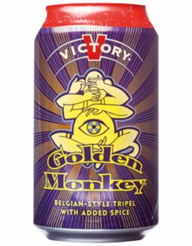 Victory Golden Monkey 16oz Can
