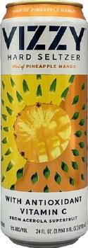 Vizzy Pineapple Mango Hard Seltzer 24oz Can