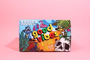 Voodoo Good Vibes West Coast IPA 6pk 12oz Cans