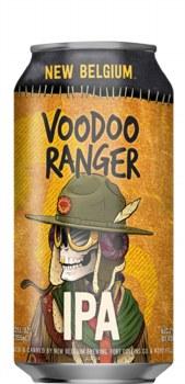 New Belgium Voodoo Ranger IPA 12oz Can