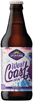 Green Flash West Coast IPA 12oz Bottle