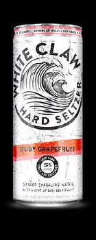 White Claw Grapefruit Hard Seltzer 19.2oz Can