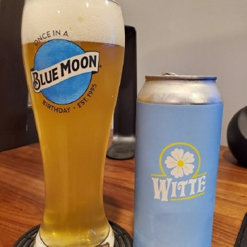East End Belgian Wheat Ale 16oz Can