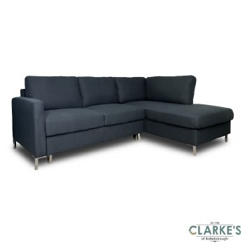 Ascot LHF Corner Sofa Bed | Available in the shop!