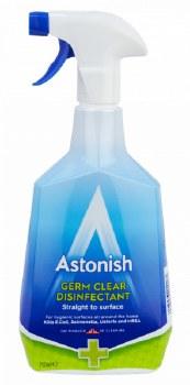 Astonish Germ Disinfectant