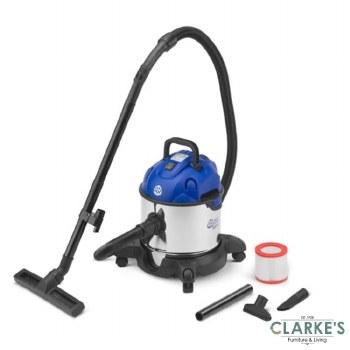 AR Blue Clean 3370 Wet & Dry Vaccum Cleaner