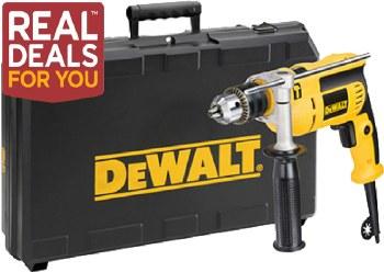 DeWalt Percussion 700w Drill