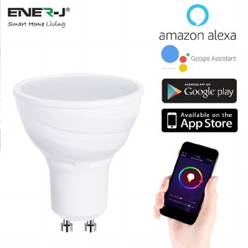 ENER-J Smart WIFI GU10 Spotlight