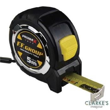 F.F. Group Promax Measuring Tape 5m