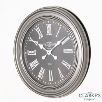 Jana Oversized Wall Clock 77cm