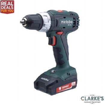 Metabo SB18L Combi Cordless Hammer Drill