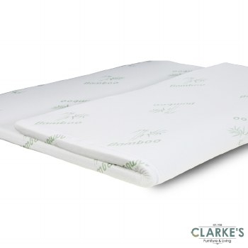 Soft Clouds Gel Memory Foam Mattress Topper 3ft | FREE nationwide delivery!