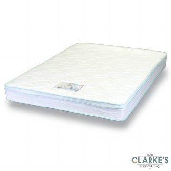 Soft Clouds Paris Mattress 4ft6 | FREE nationwide delivery!