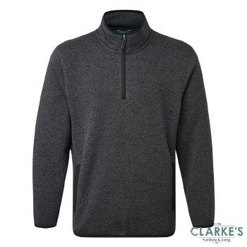 Fortress Easton Pullover Grey Size M