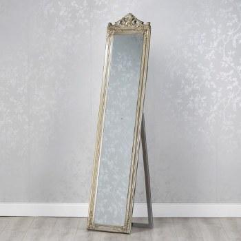 Mirror Cheval Champagne