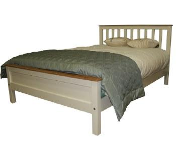 Annagh Ivory Bedframe 3ft