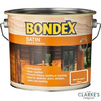 Bondex Satin Wood Protection Pine 750ml