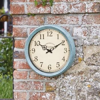 Cambridge 15in Garden Wall Clock