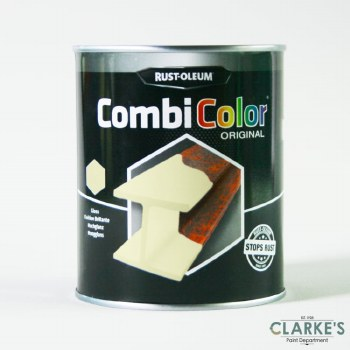 CombiColour Original Metal Paint 750ml Cream 1015