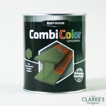 CombiColour Original Metal Paint 2.5 Litre Green 6011