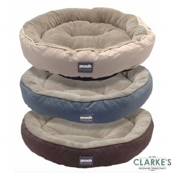 Country Style Pet Bed Brown