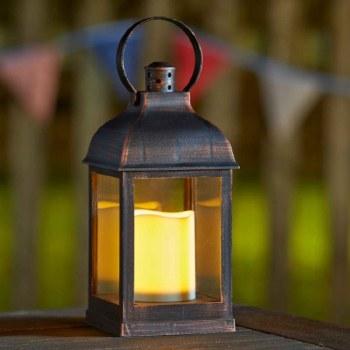 Crusade Garden Battery Lantern