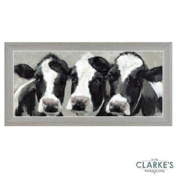 Dairy Dolls- wall art by Adelene Fletcher