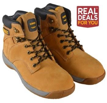 DeWalt Boots Size 9