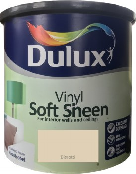 Dulux Soft Sheen Biscotti 2.5L
