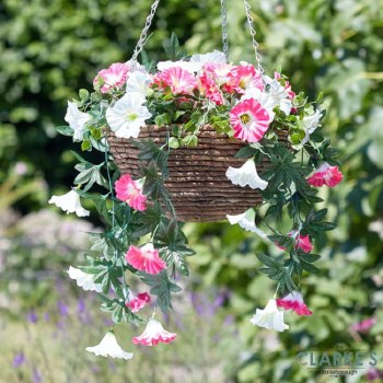 Easy Basket - Summer Bloom Garden Decor