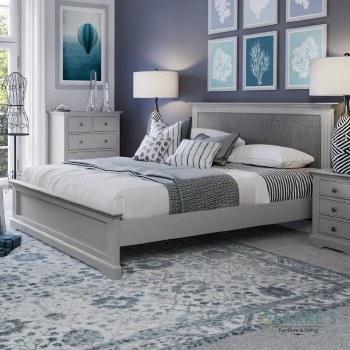 Eva Grey 5ft Bed Frame
