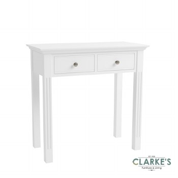 Eva White Collection Dressing Table