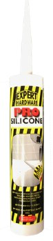 Expert Pro Silicone Clear 295 ml