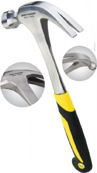 F.F. Group Claw Hammer 450g