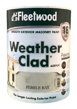 Fleetwood Weather Clad Pebble Bay 5 Ltr